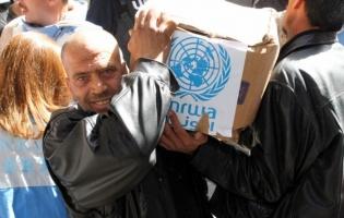 Foto UNRWA. Campamento de Yarmouk. Siria (3)