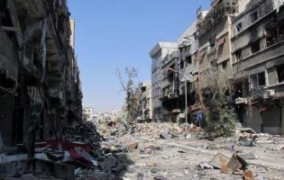Foto UNRWA. Campamento de Yarmouk. Siria (4)