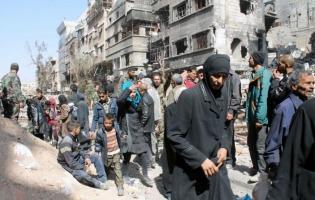 Foto UNRWA. Campamento de Yarmouk. Siria (5)
