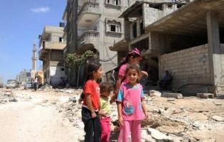 Foto UNRWA. En Gaza (1)