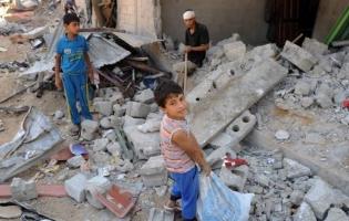 Foto UNRWA. En Gaza (2)