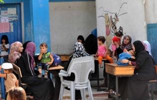 Foto UNRWA. Ofensiva sobre Gaza. Julio 2014 (1)