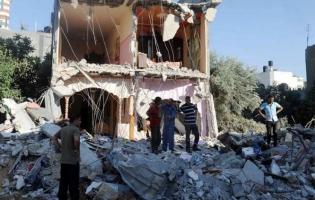 Foto UNRWA. Ofensiva sobre Gaza. Julio 2014 (2)