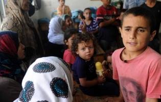 Foto UNRWA. Ofensiva sobre Gaza. Julio 2014 (3)