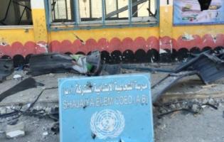 Foto UNRWA. Ofensiva sobre Gaza. Julio 2014 (6)