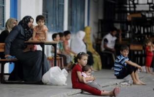 Foto UNRWA. Ofensiva sobre Gaza. Julio 2014 (8)