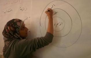 Foto UNRWA. Retratos de empoderamiento (5)