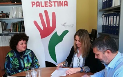 FAMSI y UNRWA diseñarán un programa de actividades en los municipios