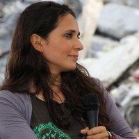 """Isabel Pérez: """"Cualquier esfuerzo ciudadano, incluso yo diría político, pero mucho mejor si es de la ciudadanía, es útil para la población en Gaza"""""""