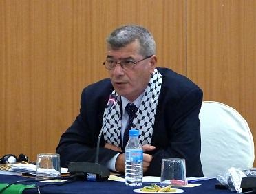 """Isaa A. A. Qaraqe: """"Israel no se compromete ni respeta las normas internacionales con los presos palestinos"""""""