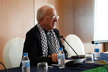 """William Hanna Shomali: """"Todavía hay esperanza, aun en Gaza"""""""