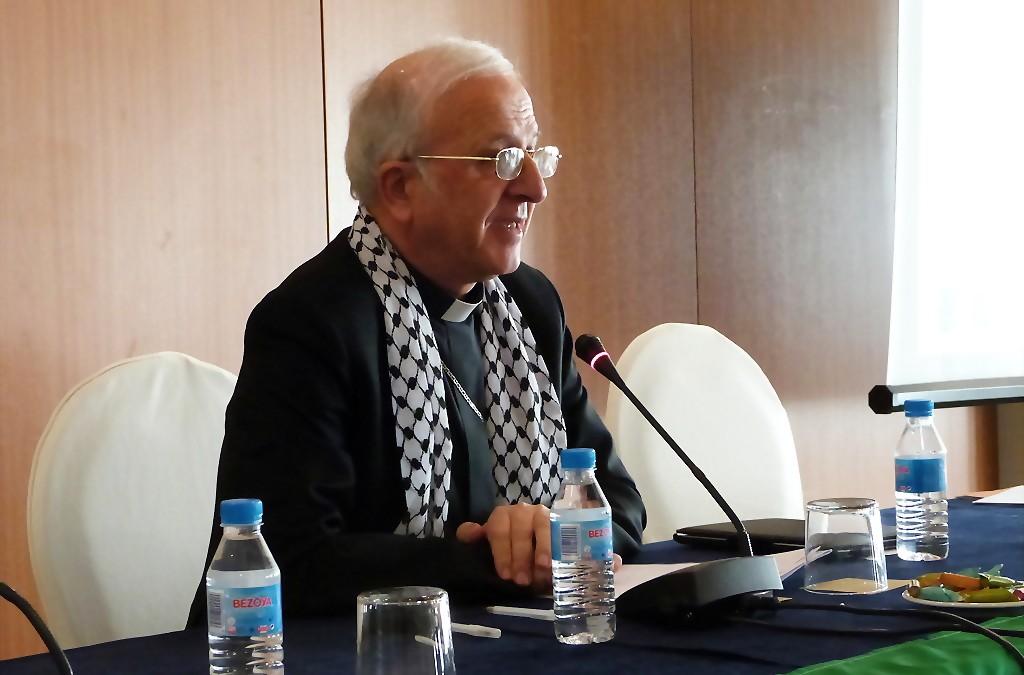 """Shomali: """"Todavía hay esperanza, aún en Gaza"""""""