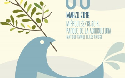 Córdoba celebra el 'Día de la Tierra' con un acto de reconocimiento 'al árbol de la resistencia del pueblo palestino'