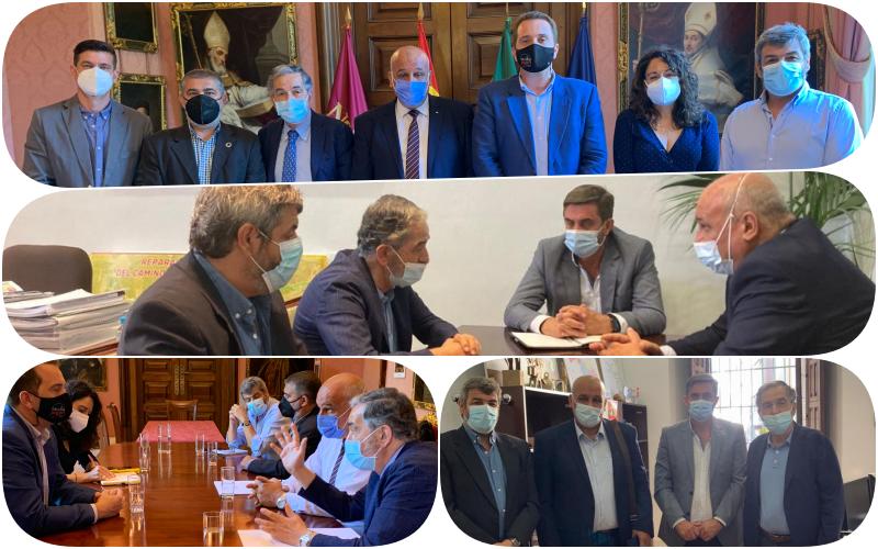 Se renueva la relación municipal Palestina – Andalucía