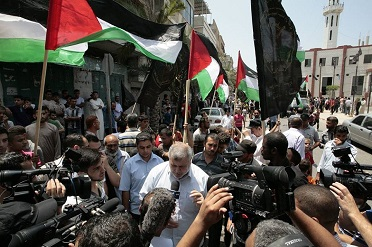 El nuevo plan de Abbas: acabar con la ocupación en dos años