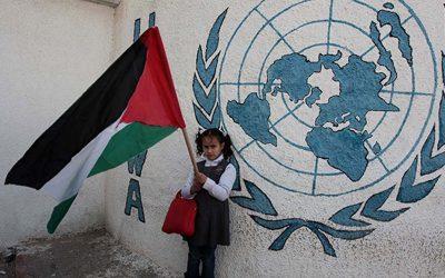 UNRWA alerta del castigo colectivo sobre el campo de refugiados de Fawwar por el bloqueo de Hebrón