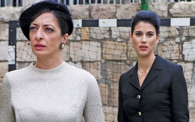 "Suha Arraf:  ""Quería traer el lado humano de Palestina a la vanguardia"""