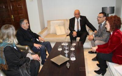 La campaña 'Por un Oriente más próximo' sensibilizará a los municipios sobre la situación de la población palestina